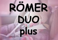 Produktvorstellung Römer DUO plus