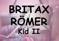 Britax Römer Kid II