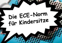 ECE Norm Kindersitze